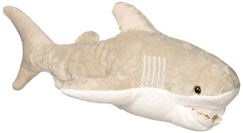 AP Adventure Planet Plush - Great White Shark ( 13 inch )