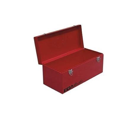 Ega Master - Caja Metalica Cuadrada 550 X 245 X 250 Mm: Amazon.es: Bricolaje y herramientas