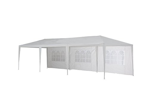 Sunjoy 10' x 30' Budget Party Tent Without Fire Retardant by sunjoy (Image #1)