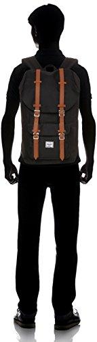 Herschel Supply Co. Little America Backpack, Black, One Size by Herschel Supply Co. (Image #5)
