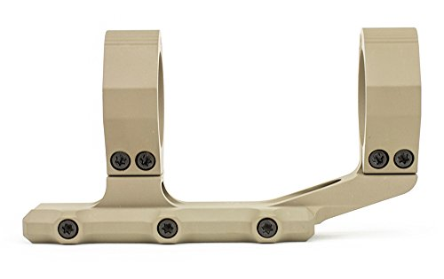 - ULTRALIGHT 30MM SCOPE MOUNT, EXTENDED, FDE