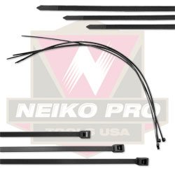 Neiko 15 Inch Protected Cable Ties