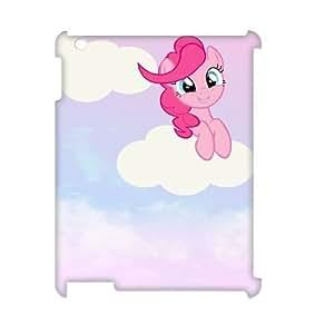 LSQDIY(R) My Little Pony iPad2,3,4 Personalized 3D Case, Customised iPad2,3,4 3D Case My Little Pony