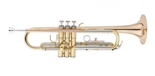 Jean Baptiste TP483LE Trumpet, Lacquer by Jean Baptiste