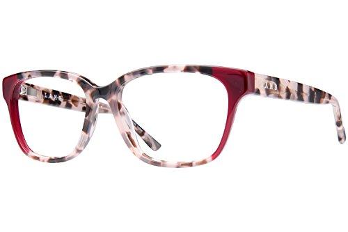 L.A.M.B. By Gwen Stefani LA011 Women's Eyeglass Frames - Rose Burgundy