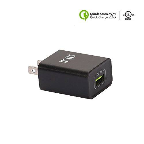 iKits Certified Charger Qualcomm Blackberry