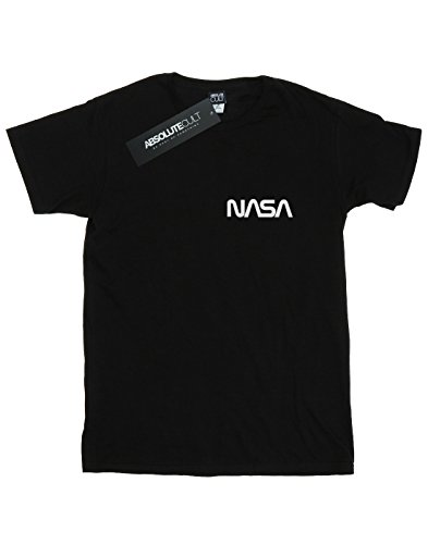Modern Noir T Absolute Logo Cult Nasa shirt Pocket Homme 7FxPUq6PwB