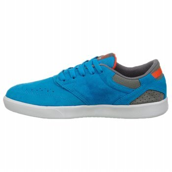 Guy Schuh (bright blue suede) Größe: 9.5 Farbe: BriBluSue