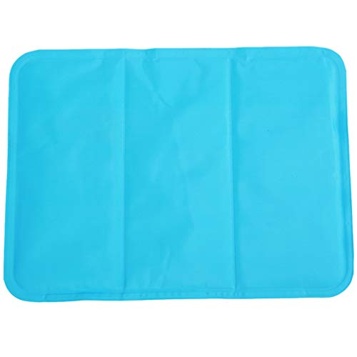 (Vcenty Mat 30x40cm Non-ice Pads for Back Pain Cushion Chair Sofa Ice Pad,Portable Anti-Sweat Sofa Ice Pad Student Dormitory Single Cool Mattress)