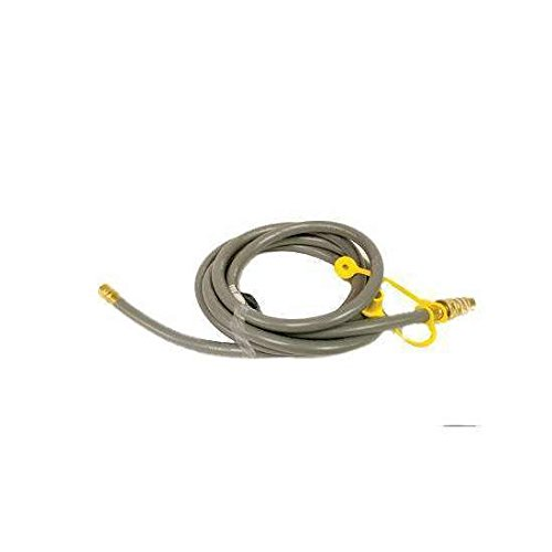 Hearth Products Controls (HPC Quick Disconnect Hose Assembly with Male Quick Disconnect Only (580-1) by Hearth Products Controls