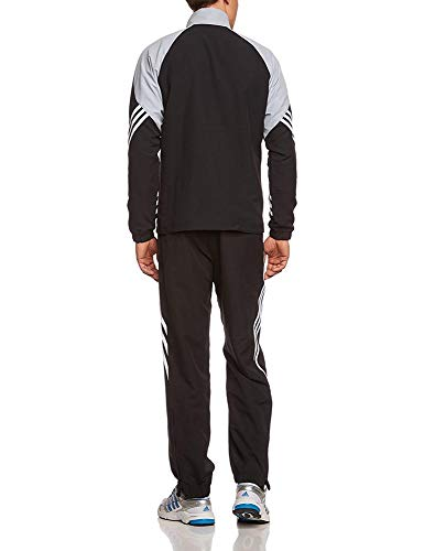 Multicolor Adidas Presentation Sereno Tuta nero uomo argento da bianco 14 Rx7qwFH