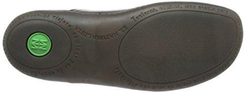Schwarz Viajero Black Grain Unisex Erwachsene N275 Sneakers Soft El Naturalista EL z0ZOwO