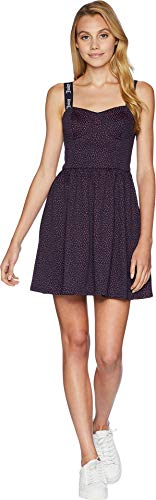 Juicy Couture Women's Ditsy Floral Tricot Dress Regal Ditsy Floral 4 -