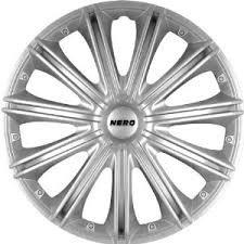 Nissan Micra (2003 - 2010) 14 pulgadas NERO Tapacubos de aleación de coche Set de 4: Amazon.es: Coche y moto
