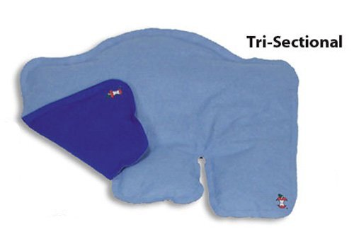 (Tri-Sectional Dual Comfort Hot and Cold Pack 11 x 15 Inches)
