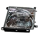 TYC 20-5068-00 Compatible with TOYOTA Tacoma Driver Side Headlight Assembly
