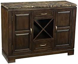 Standard Furniture Manufacturing Co Bella Server with Marbella Top by Standard Furniture