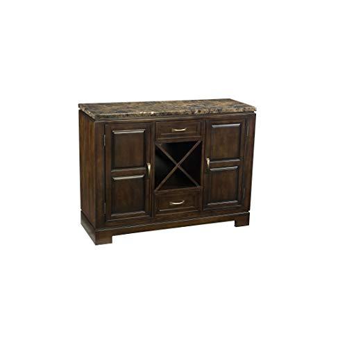 Marble Top Sideboard Drawer Buffet - Standard Furniture Bella Server