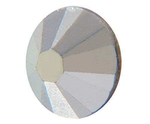 BeadWholesaler Swarovski 2058 Foiled Flatbacks SS9 Crystal Comet Argent Light No Hotfix Rhinestones, Choose Quantity (288)
