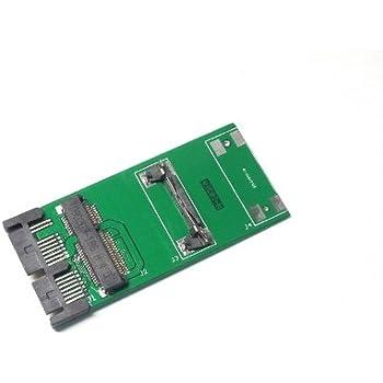 Amazon.com: mSATA a Micro SATA adaptador 16 Pin con mo-300 a ...