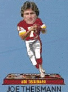 Washington Redskins Bobblehead - 8 Inch - Retired