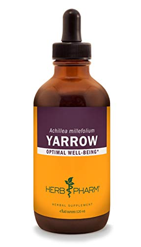 Herb Pharm Yarrow Flowering Tops Liquid Extract - 4 Ounce by Herb Pharm (Image #2)