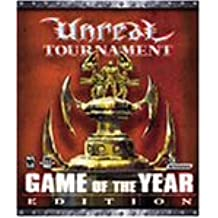 Unreal Tournament Game Of The Year (Jewel Case)
