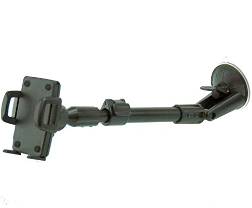 BuyBits Extendable Long Reach Phone Mount Holder for Vans Tu