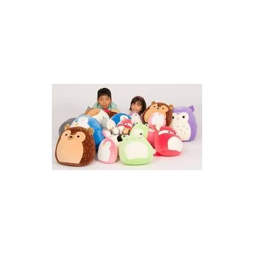 Squishmallow Kellytoy 13 Connor The Cow Super Soft Plush Toy Pillow Pet Pal Buddy Connor The Cow