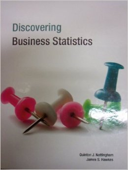 Discovering Business Statistics Textbook and Software Bundle