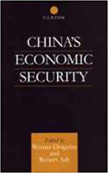 China's Economic Security (Institute for Asian Affairs, Hamburg)