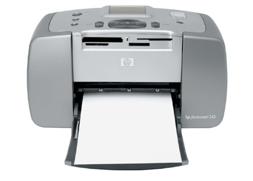 HP PhotoSmart 245 Compact Photo Printer by HP