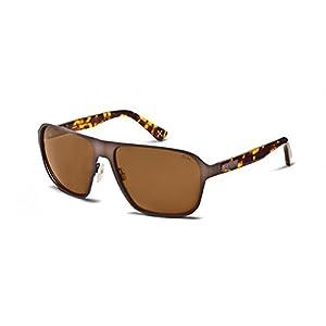Zeal Optics Riviera Polarized Sunglasses - Copper Frame, Ellume Polarized Copper Lenses