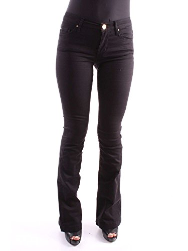 Pgp18930je Silvian Jeans Nero Donna Heach UwqgR