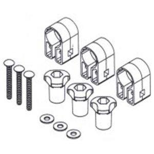Yakima LoadWarrior Replacement Fairing Hardware - 8870039