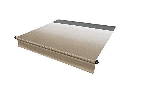 Lippert Components V000231506 Solera White/Sand/Black 20' Weather Guard RV Awning Assembly