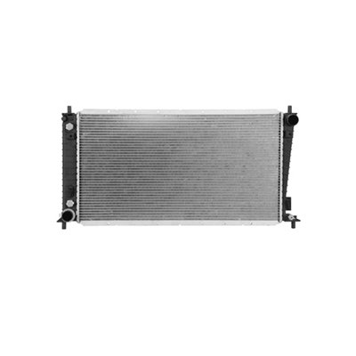 MAPM Premium Quality RADIATOR; 8 CYLINDER GAS ENGINE by Make Auto Parts Manufacturing