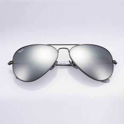 ray ban aviator silver 1fje  ray ban aviator silver