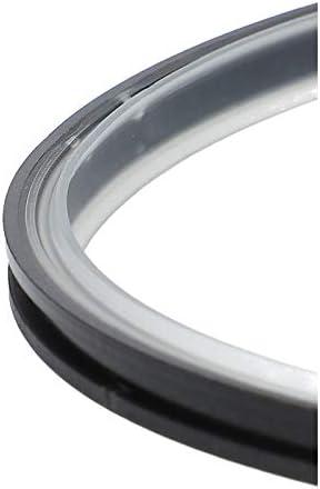 Mixing Bowl lid Gasket Cover Cover Gasket Bowl lid Gasket Sealing Ring 184mmؠKüchenmaschine Kitchen Machine for Vorwerk Thermomix TM31