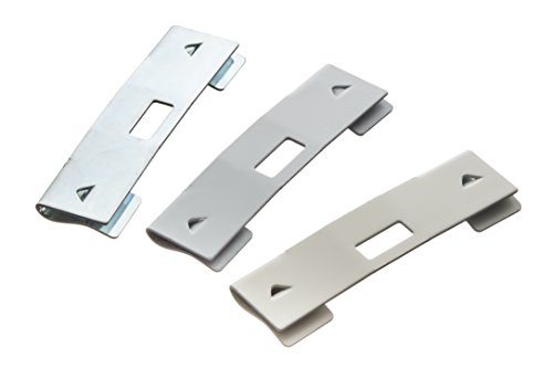 gmagroup Vertical Blinds Repair Clips (6, Snow White)