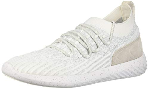 - PUMA Men's BMW Speedcat Fusefit Sneaker White-Gray Violet, 13 M US