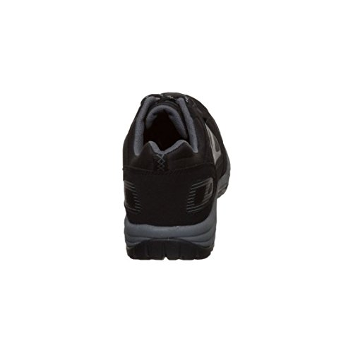 Bruetting Zapatillas Para Deportes de Exterior de Material Sintético Para Hombre Negro Schwarz (Schwarz/Grau)
