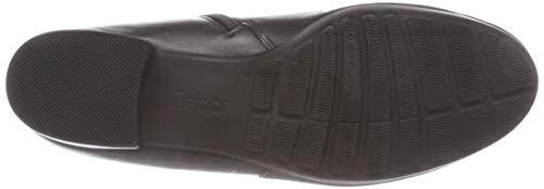 Schwarz Femme Noir Sport Micro Comfort Gabor Bottes Chelsea Shoes 57 wXnq1vUxB0