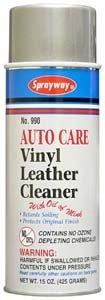 Vinyl Leather Cleaner - Case:12