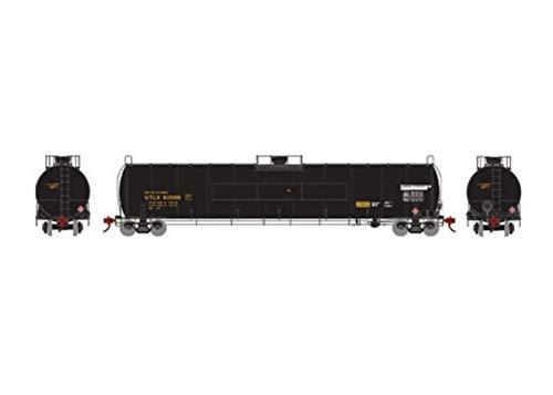 Athearn HO 33 900-Gallon LPG Tank Flat Panel UTLX #910169, ATHG25494