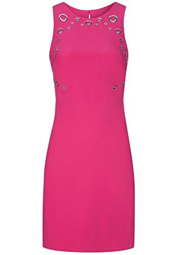 Edles Azalea Damen Nicowa Stilvoll Details mit Romy Kleid changierenden 5pxxv8