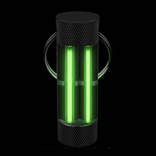 Firefly - Anillo luminoso para iluminar durante 10 años, verde ...