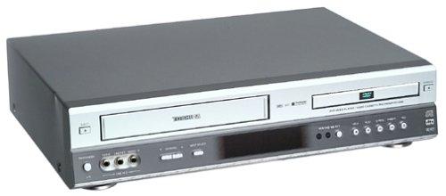 (Toshiba SD-V280 DVD-VCR Combo, Silver)