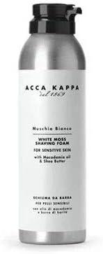 acca kappa ホワイトモスシェービングフォーム