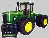 ": John Deere 24"" Remote Control Tractor - 27 MHz"